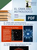 El Gran Año Astrologico