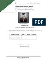 Trabajo Enfoq. de La Investigacion (Presentar 17.12.2016)