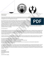 Anonymous Press Release For Operation Resistance (#OpResistance)