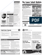 Lower Sahali Bulletin Issue 13