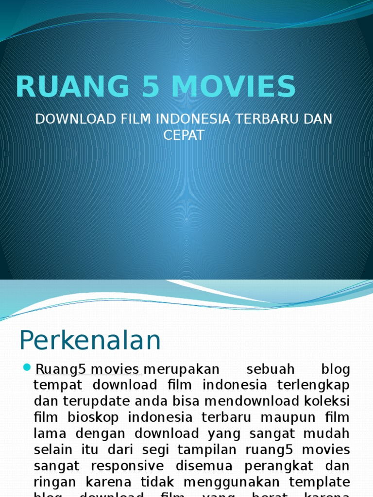 download cepat film