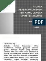 Asuhan Keperawatan Pada Ibu Hamil Dengan Diabetes Melitus