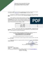 Carta Informativa Para Declarar Ingresos