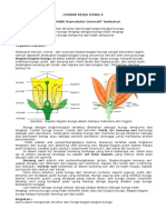 9. LKS - Reproduksi Generatif Tumbuhan