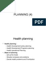 Planning (4)