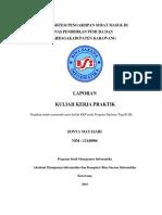 KKP Analisa sistem kearsipan di dinas pendidikan dan pemuda olahraga bidang kepegawaian.pdf
