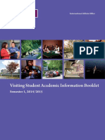 Galway Study Abroad Handbook