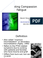 Preventing Compassion Fatigue
