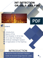 Int Detection Sys for O&G Fire Figthing
