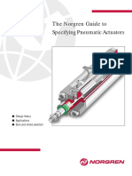 The Norgren Guide to Specifying Pneumatic Actuators (3)
