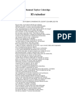 Coleridge, Samuel Taylor - El ruisenor.doc