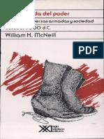 William H. Macneill - La busqueda del poder. Tecnologia fuerzas armadas y sociedad desde el año 1000 d.c