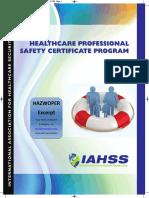 2012 Safety Manual HAZWOPER