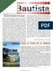 El Bautista Año 13 Edición Nº 3