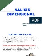 Analisis Dimensional 47772