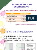 Vapour Liquid Equilibrium by Ashish Kargavkar - 131120105018