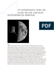 La X Lunar