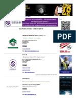 Empresas de manufactura aeronáutica en México.