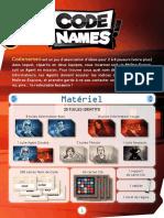 Codenames Regles