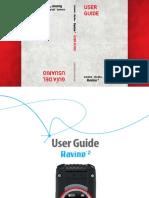Casio Gzone Ravine2_manual