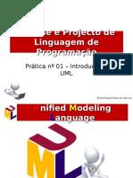 Prática nº 01 - UML
