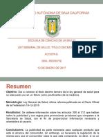 Presentacion Titulo 13 PUBLICIDAD