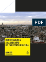 informe amnistía
