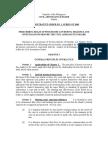 Administrative Order 1