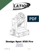 Desing Spot 250 Pro