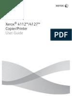 Xerox 41124127 CopierPrinter User Guide