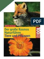 Der Große Naturführer_Tiere Und Pflanzen