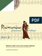 Ramon Llull Quadern Professor