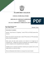 Corp Complaince Paper (Ms Pricilia)