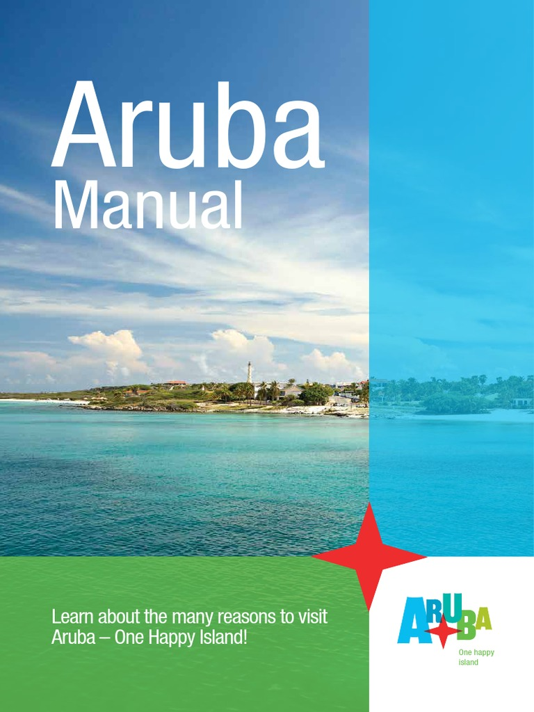 Aruba Manual | Kingdom Of The Netherlands | Netherlands Antilles