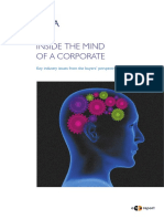 WP _ HBAA Inside the Mind of a Corporate - Key Industry Issues From the Buyers' Perspectives