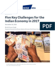 Five Key Challenges for the Indian Economy in 2017 – Brink – the Edge of Risk