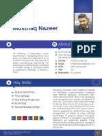Musthaq Nazeer Resume & Portfolio