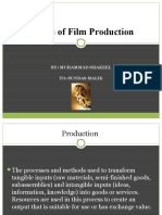 Phases of Film Production