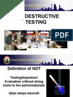 Non Destructive