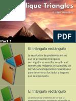 Oblique Triangles 01