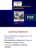 Ch 8 Marketing Mix