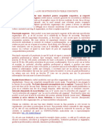 Model Fisa Post - Gestionar Depozit