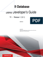 Oracle Database Java Developers Guide