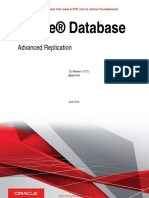 Oracle Database Advanced Replication