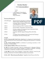 Dr Darshan Shankar