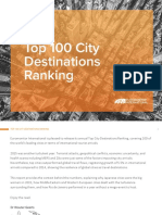 2017 Top 100 Cities Destinations Final Report