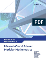 Edexcel AS and A Level Modular Mathematics Core Further Mathematics 2