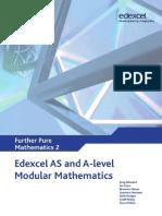 Edexcel AS and A Level Modular Mathematics Core Further Mathematics 2