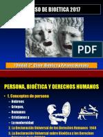 Bioetica y Persona Humana