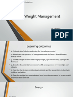 Weight Management 2016(1)
